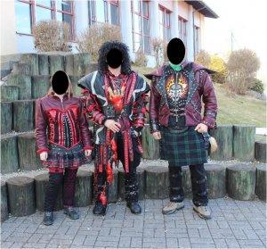 Motto: Bock uf Rock - Gruppe 40 Stk.